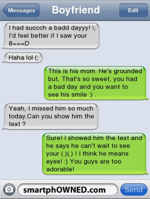 This mom is oblivious on a retarded level.