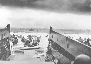 WWII - D-Day - The Invasion of France (June 6th 1944)