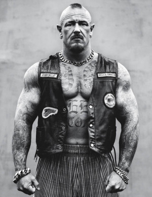 Andrew Shaylor: Hell's Angels Motorcycle Club