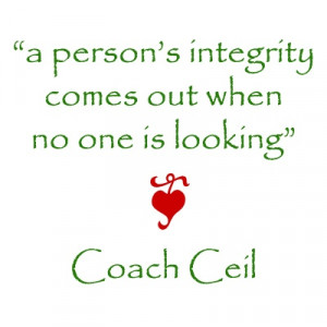 quote from my good friend, Coach Ceil Hansen (http://SealTheDate.com ...