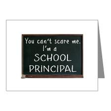 School Principal Note Cards (Pk of 10) for