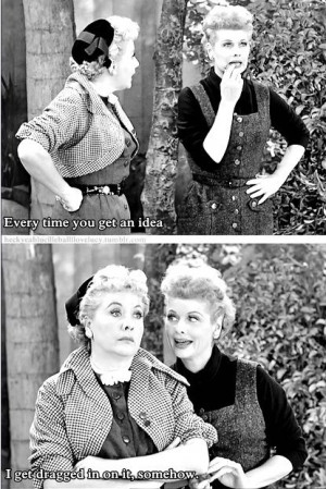 Love Lucy - The Lucy Show - Here's Lucy