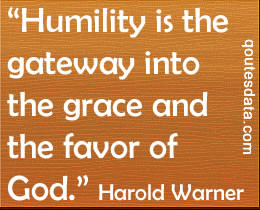 Christian Quotes About Humility