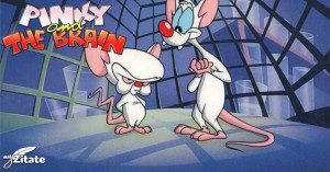 Related Pictures pinky and the brain quotes youtube