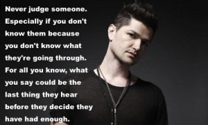 ... is danny o donoghue hehehehe btw i created these with his own quotes