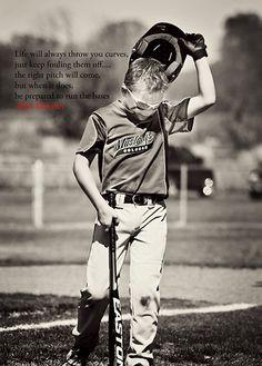 ... Ideas | Pic Ideas / Youth Baseball pose photography little league