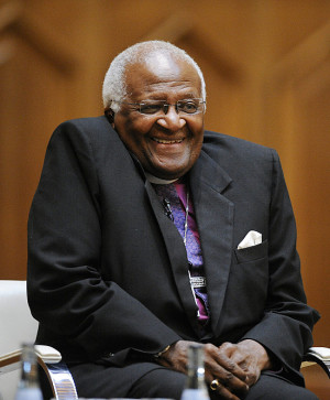 Desmond Mpilo Tutu (7 October 1931 - ), South African cleric and ...