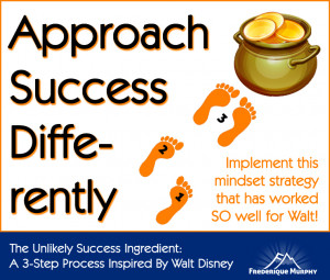 walt disney key success factors D'think your way to success disneyinstitutecom 1 ©disney few global brands can boast the kind of passion and loyalty that generations of disney fans feel for their beloved mickey mouse and his creator, walt disney the question on the minds of business leaders is: how  the key, really, is in understanding the.