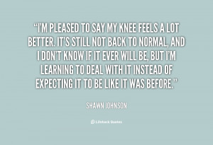 Shawn Johnson Gymnastics Quotes