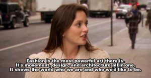 Blair Waldorf Quotes Shopping (3)