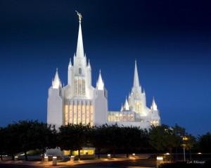San Diego California Temple LDS