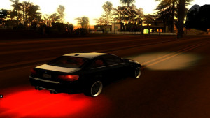 the gta iv lights work in samp you must have cleo 4 and just drag it ...