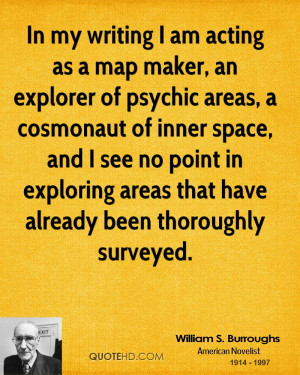 William S. Burroughs Quotes