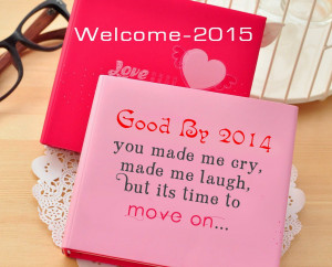 Say Good Bye 2014, Welcome 2015 Sms Images