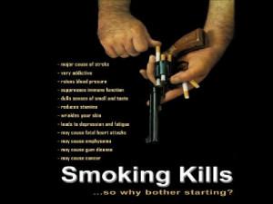 Creative Anti Smoking Ads