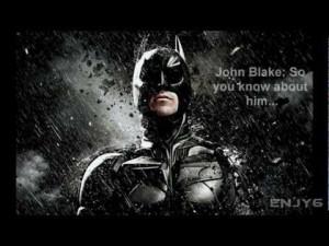 Rises Quote Wallpaper The Dark Knight