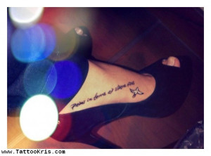 Foreign Tattoo Quotes