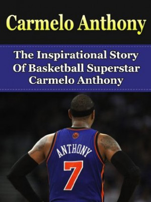Carmelo Anthony Book