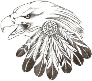 More Eagle Tattoos >>