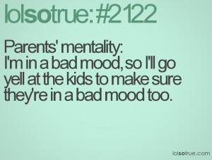 Bad Parent Quotes