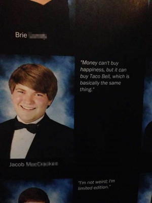 20 High School Senior Yearbook Quotes, That Totally Win!