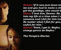 Vampire Diaries Love Quotes : Vampire Diaries Quotes On Love Abbiie love ja... vampire