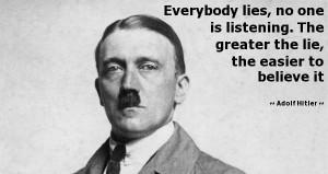 Hitler Gun Control Quote