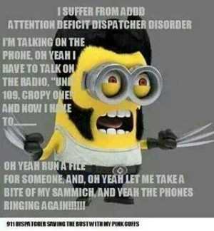 To the dispatchers out there.