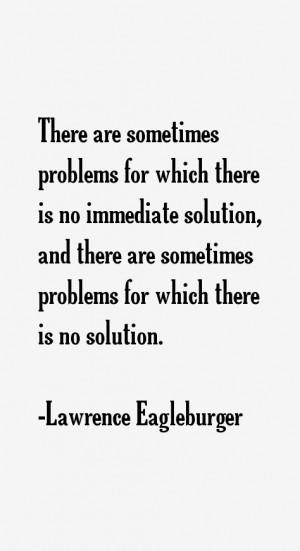 Lawrence Eagleburger Quotes & Sayings