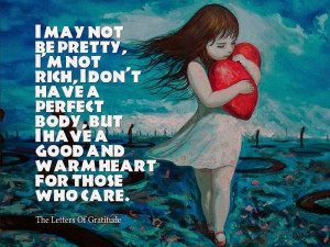 love it i may not be pretty