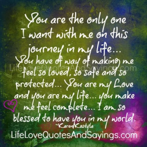 love sayings about quotes love wherever our journey life journey