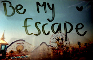 love quote disney Typography disneyland Ferris Wheel escape california ...