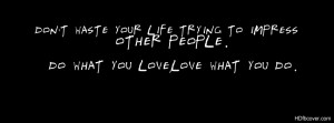 Get high quality Facebook covers about life for your timeline,Click on ...