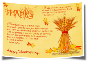 Thanksgiving cards (3)