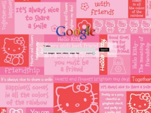 Hello Kitty Quotes Homepage Themes