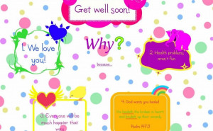 Get Well Soon Quotes For Friends Picture: Get Well Soon