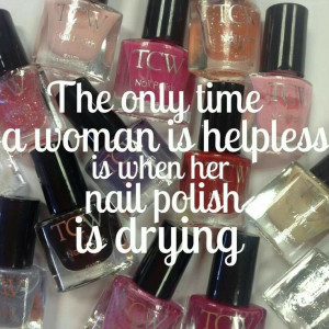 quote #lol #truth #nailpolish #nailart #manicures #nails #polish ...