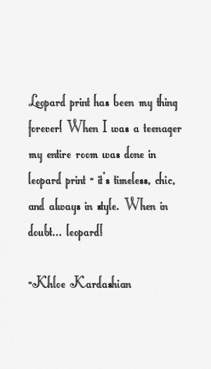 Khloe Kardashian Quotes amp Sayings