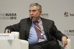 Paul Krugman Princeton University au Russia Forum au d but 2012