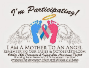Miscarriage Awareness Month