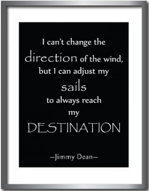 Jimmy Dean's quote