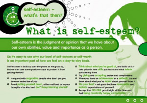 Low Self Esteem Among Children and Teenagers - Parents, what can we do ...