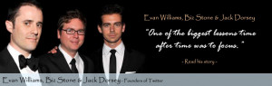 The future for Twitter is uncertain, and Williams has called the ...