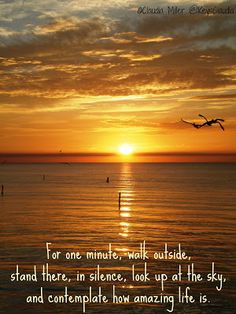Saturday morning sunrise from the Florida Keys. #quotes #sunrise