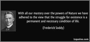 frederick soddy quotes and sayings