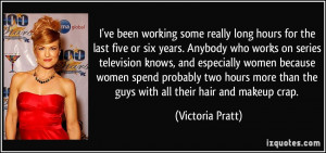 Hard Working Woman Quotes