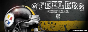 Steelers Football Facebook Cover