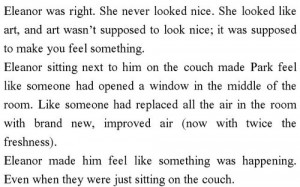 eleanor and park quotes tumblr