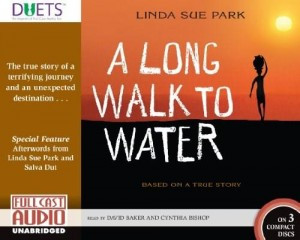 Long Walk to Water. By Linda Sue Park. 3 CDs. 2:45 hrs. Full Cast ...