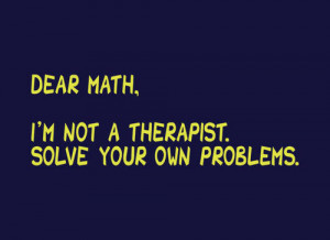Math Math Jokes